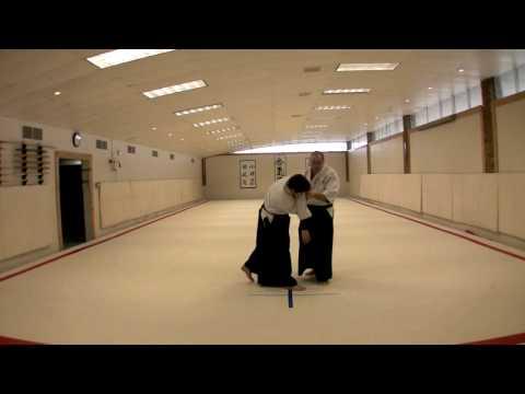 Ni kata - (Koryu Dai Ni) (11) with Nick Lowry