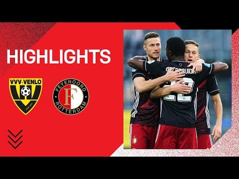 VVV Venlose Voetbal Vereniging Venlo 0-3 Feyenoord...