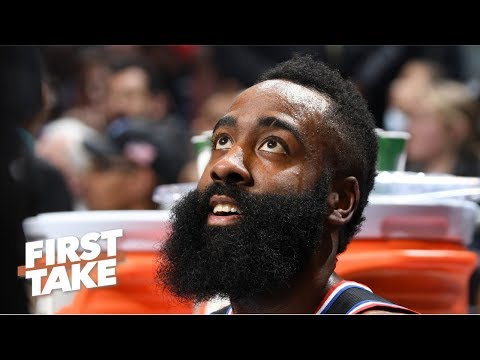 Video: Criticism for James Harden is 'pure player-hating' - Max Kellerman | First Take