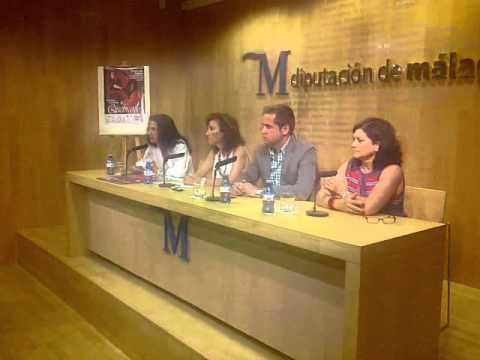 """Presentación del estreno nacional del espectáculo flamenco """"Quebranto"""""""