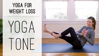 Video Yoga Tone - Yoga For Weight Loss MP3, 3GP, MP4, WEBM, AVI, FLV Maret 2018