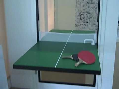 The Ping Pong Door.