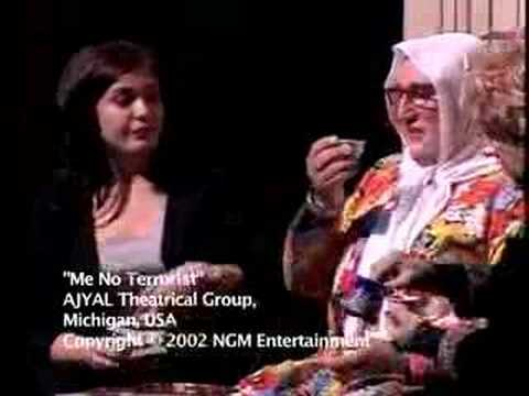 مسرح الساتير اجيال انا مش ارهابية4