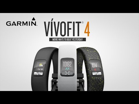 Giới thiệu về Vivofit 4