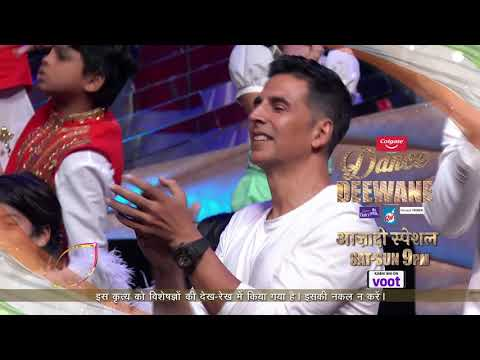 Dance Deewane - Sat-Sun at 9 PM