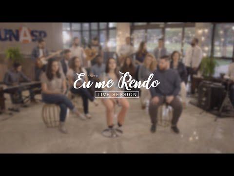 Eu me rendo | Vocal Livre ft. Michely Manuely (Cover Video)