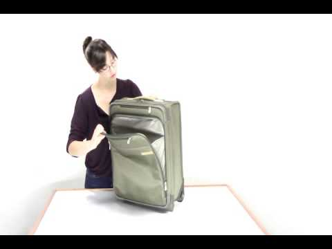 Luggage Base Review of the Baseline International Wide Body