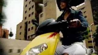 6. Aprilia Sportcity Scooter One official Launch video