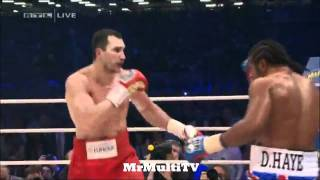 Nonton Wladimir Klitschko Vs  Haye Round 12  02 07 2011  Film Subtitle Indonesia Streaming Movie Download