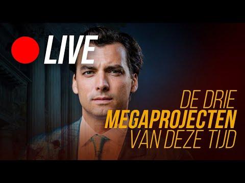 De drie megaprojecten van deze tijd | FVD Journaal #10