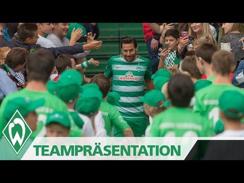 SV Werder Bremen: Mannschaftspräsentation 2016/17 | SV  ...