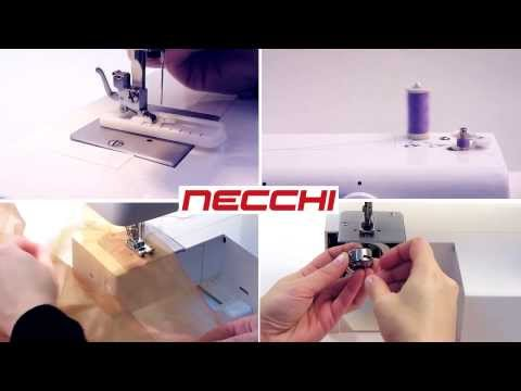 NECCHI 215A-R introduction video