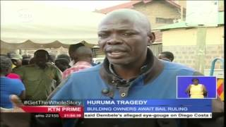 The Death Toll From The Collapsed Huruma Building Has Risen To 28