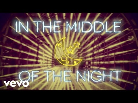 Middle of the Night Lyric Video [Feat. Martin Jensen]