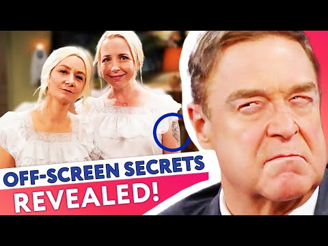 The Conners Cast: Real Lifestyles, Couples, Hobbies Revealed! |⭐ OSSA