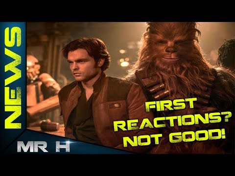 Solo A Star Wars Story FIRST REACTIONS