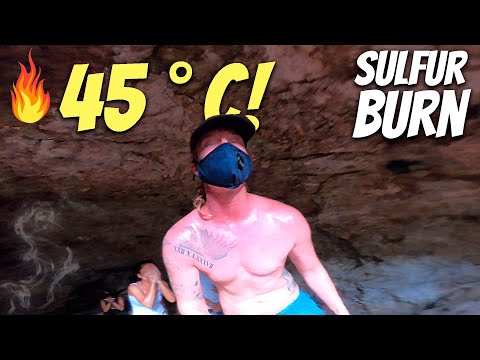 VIRAL: Inside Philippines Volcano Cave With HEALING Benefits! (Oco Cave)