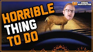 When an audience member asks Steve Hofstetter a question, he figures out what really happened. Subscribe to Steve Hofstetter's...