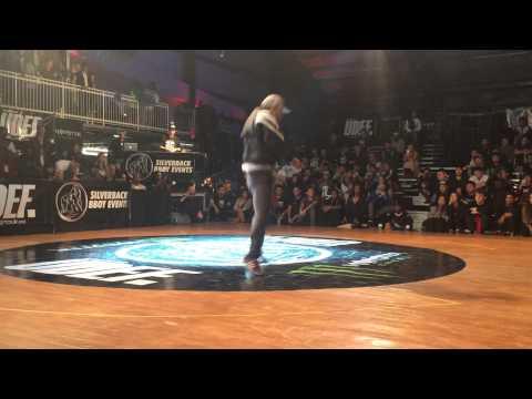 BBOY THESIS | PRELIM 1v1 SHOWCASE | Silverback Open 2014 Championships