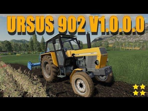 URSUS 902 v1.0.0.0