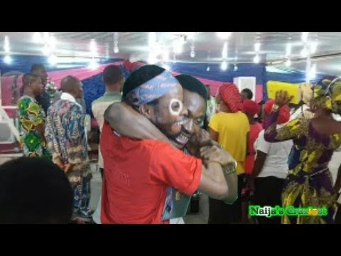 Anointing Fails As Pastor And Madman Trade Punches During Deliverance