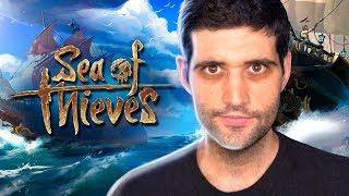 O jogo dos Piratas, ANALISANDO gameplay de Sea of Thieves