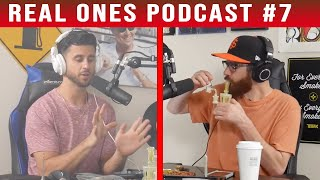 Real Ones Podcast EP.7: YT Update, Branding LeBron's Forehead, Canna-Farmers Market, Yoga Pants by The Cannabis Connoisseur Connection 420