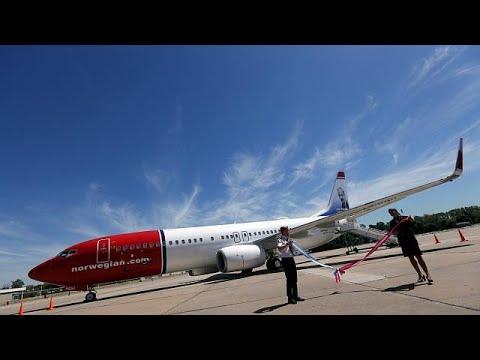 Norwegian startet mit Boeing 737 ins Argentinien-Gesc ...