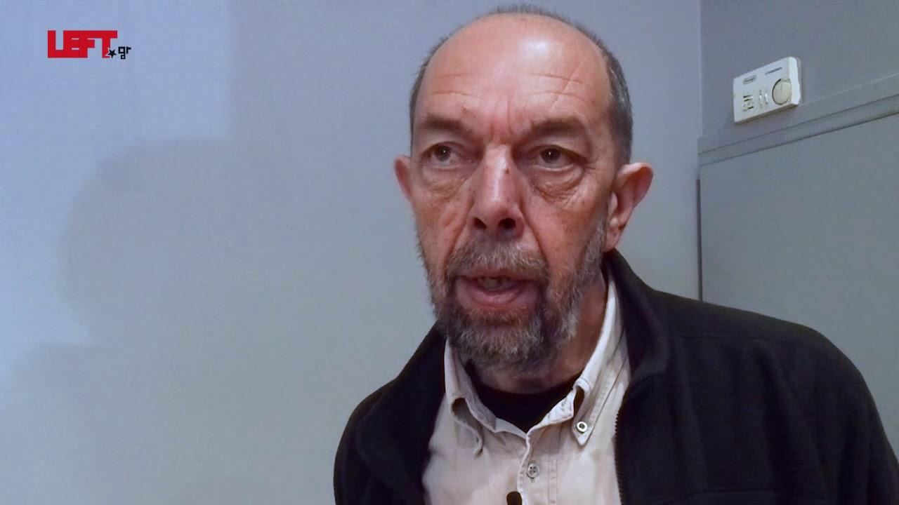 Νίκος Μπελαβίλας υποψήφιος δήμαρχος Πειραιά
