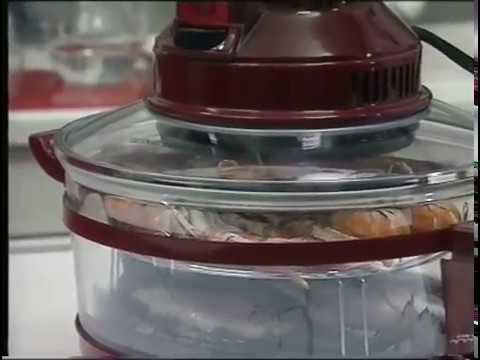Magic Oven   il forno ad aria calda