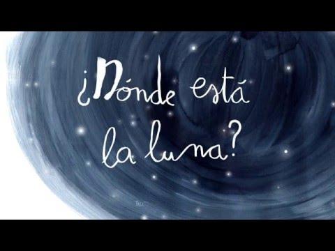 Booktrailer de '¿Dónde está la luna?', con texto de Jordi Amenós y ilustraciones de Albert Arrayás