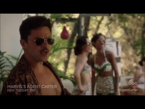Howard Stark Returns - Marvel's Agent Carter Season 2, Ep. 3