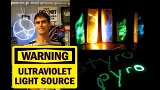 "Video ""The Cancer Ray"" - World's First Ever UV Laser Pointer!! MP3, 3GP, MP4, WEBM, AVI, FLV September 2019"