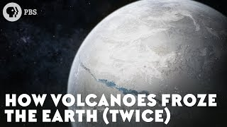 How Volcanoes Froze the Earth (Twice)