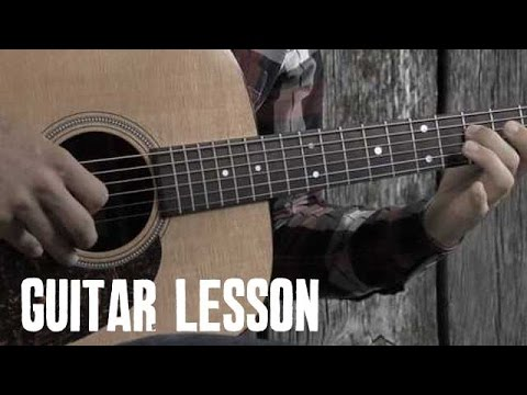 Bluegrass Licks up and down the Neck Using Pentatonic Scales – Guitar Lesson Tutorial