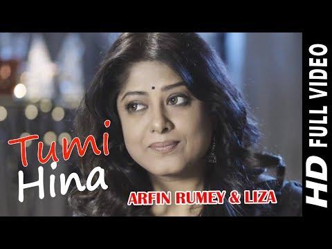 Tumi Hina By Arfin Rumey & Liza | Tarkata HD Bangla Movie Song | Moushumi & Arefin Shuvo