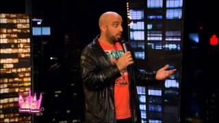 Abdelkarimüber die Opfer-Klamotten seiner Kindheit, Jugendsprache und Terrorismus - Comedy Tower