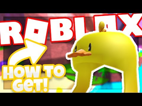 [EVENT] How to get the DUCKY BEANIE  ROBLOX Icebreaker