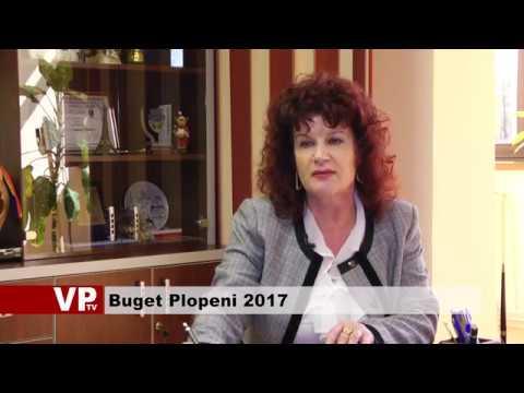 Buget Plopeni 2017