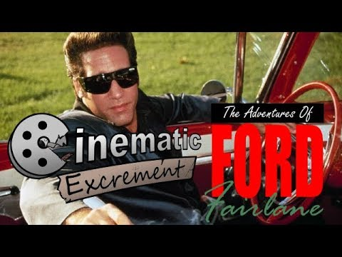 Cinematic Excrement: Episode 116 - The Adventures of Ford Fairlane