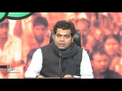 NDA wins 7 out of 12 seats in state assemblies by-elections 2016: Pt. Shrikant Sharma, 16.02.2016