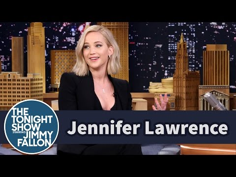 Jennifer Lawrence's Most Embarrassing Moments