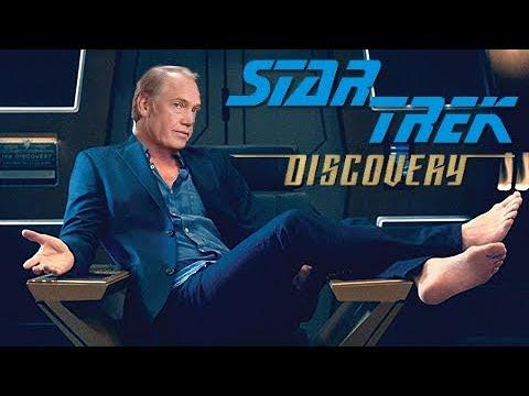 Star Trek Discovery / TNG - Captain Jellorca