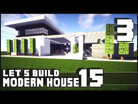 Modern - Minecraft Lets Build: Modern House 15 - Part 3 Leave a LIKE on this video for more! Don't forget to subscribe ▻ http://goo.gl/yCQnEn ○ Livestreams: http://www.twitch.tv/keralis ○ Instagram:...