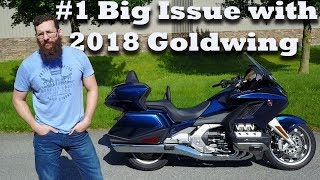 2. 2018 DCT Goldwing first Test Drive: watch before you buy