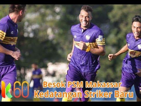 PSM Makassar Kedatangan Striker Baru