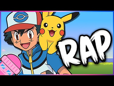 Pokemon Rap | Ash Ketchum | GameboyJones