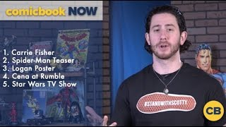 ComicBook NOW! - 12/28/16 by Comicbook.com