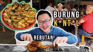 Video BURUNG INI SUSAH DICARI, TAPI SEKALI COBA PASTI MAU LAGI !! #KulinerSemarang MP3, 3GP, MP4, WEBM, AVI, FLV April 2019