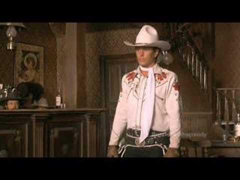"""Tom Berenger - clip from """"Rustler's Rhapsody."""""""